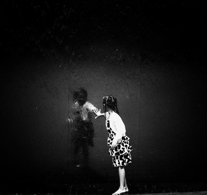 Self Encounters by Amaia Arenzana | Irish Times Amateur Photographer of the Year 2012 Entry - Monochrome Category