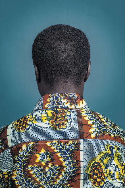 M. Nahon, from Hââbré. From the Last Generation, 2013. By Joana Choumali