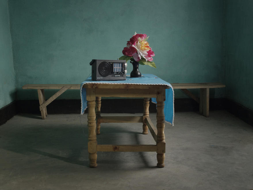 Radio, Musambira, Southern province from Love Radion, 2014, by Anoek Steketee