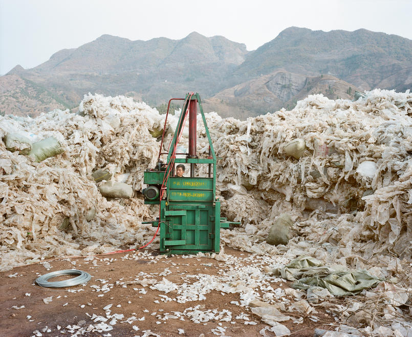 Michael Hall, Mountain of Plastic, Syngenta Photo Award