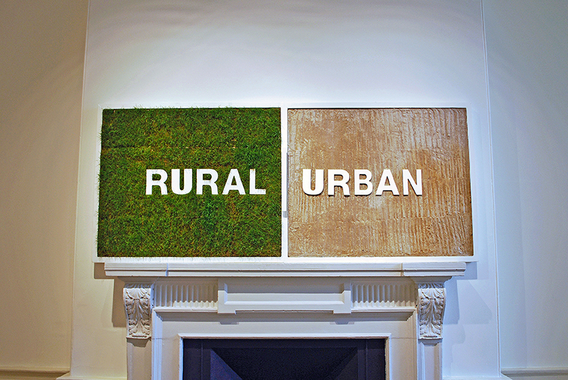 urban and rural life Urban and rural the census bureau's urban-rural classification is fundamentally a delineation of geographical areas blog: life off the highway.
