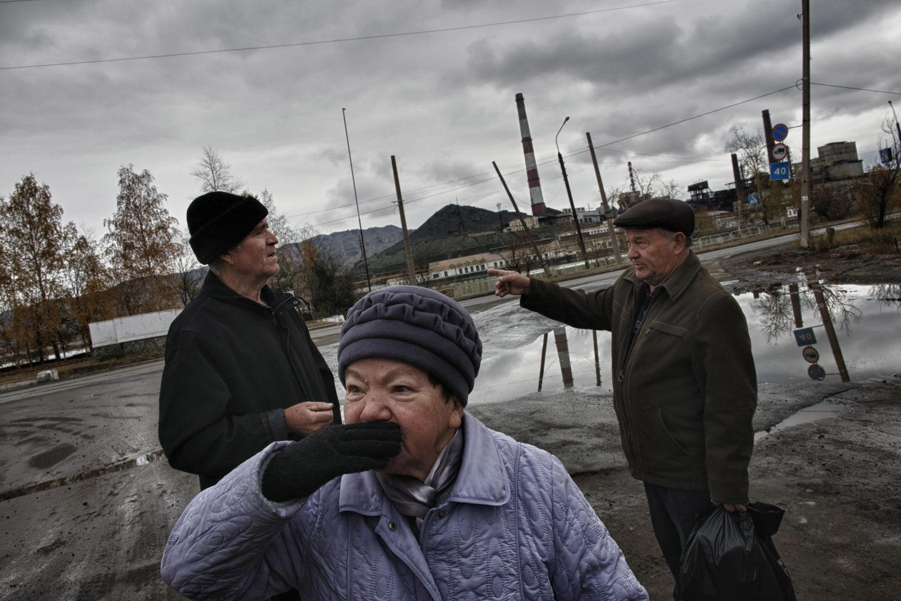 Pierpaolo Mittica, Karabash inhabitants, Syngenta Photo Award