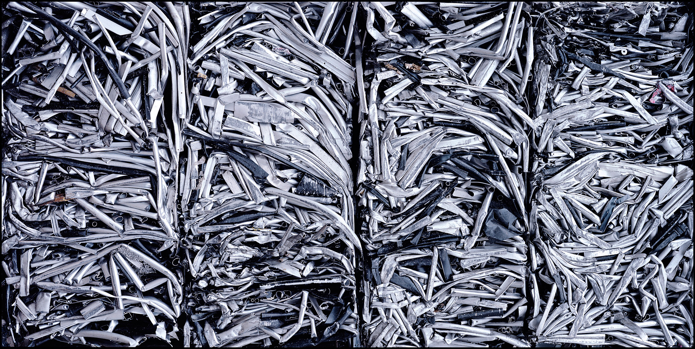 Jan Staller, Crushed Steel Tubing, Syngenta Photo Award