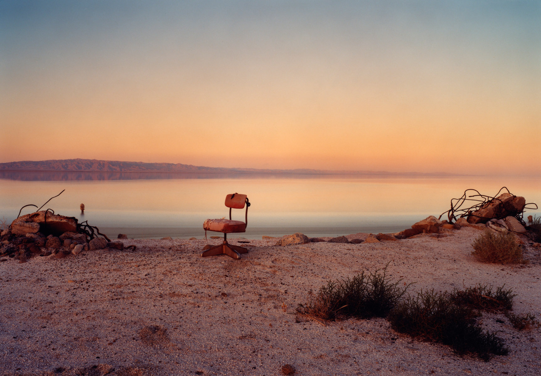 Marcus Doyle, Red Chair, Syngenta Photo Award