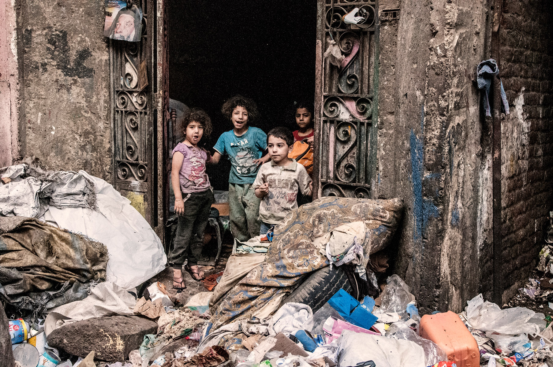 Francesca Remorini, Garbage City, Syngenta Photo Award